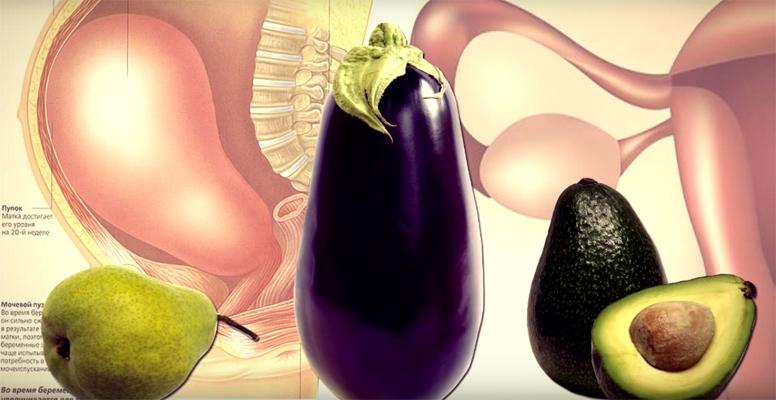 секс ролики овощами