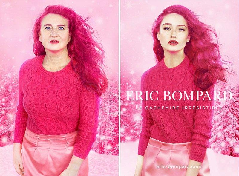 Она примерила образы самых модных брендов. Вот как выглядела бы обычная женщина на месте моделей!