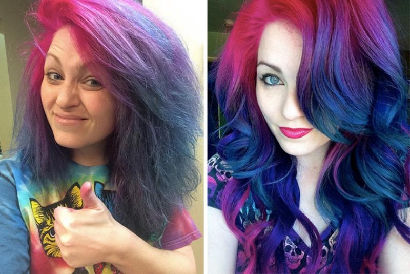 Не стоит верить красоткам в Интернете: парикмахер рассказывает, что стоит за привлекательными образами в соцсетях