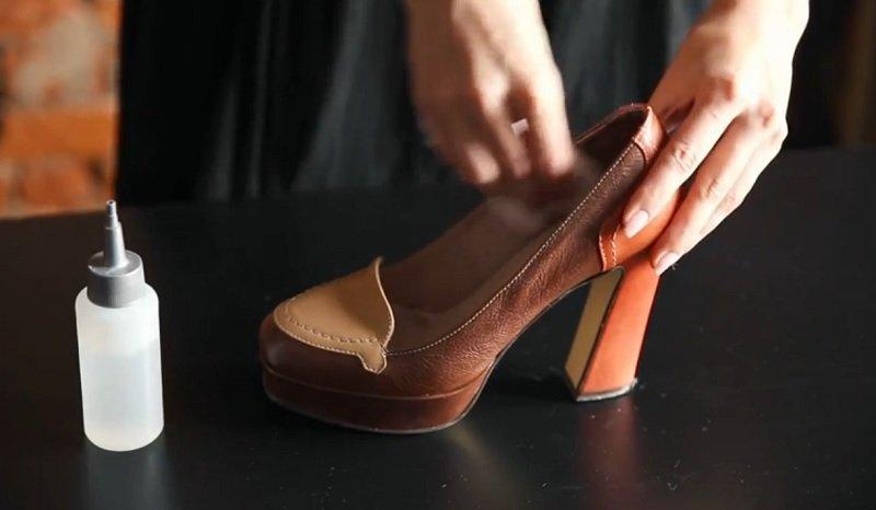 у каждой женщины есть пара красивейших туфель, в которых можно только сидеть