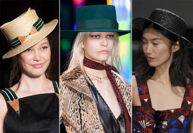 Самые модные женские шляпы