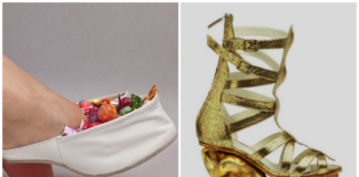 10 самых необычных пар обуви