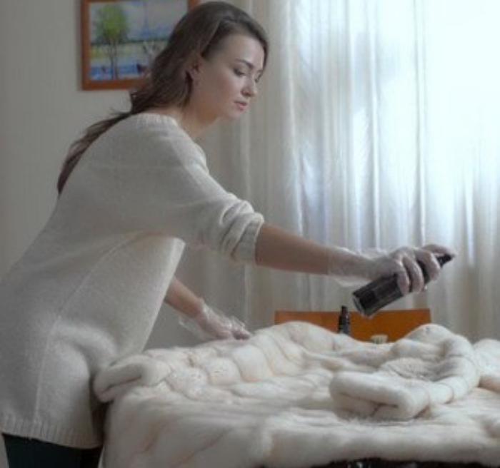 Как почистить в домашних условиях норковую