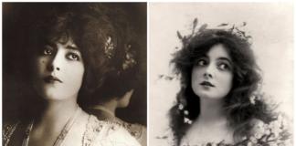 5 красоток, по которым сходили с ума мужчины прошлого века.