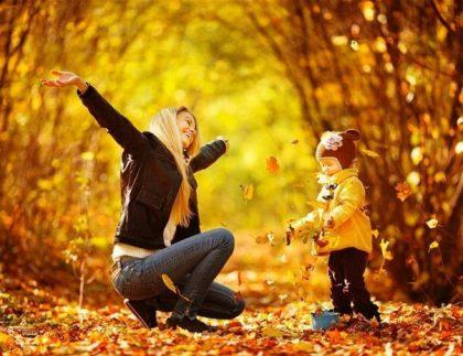 Как мы проводим время с нашими детьми...