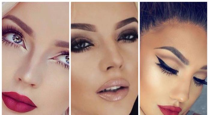3 выигрышных сочетания в макияже, которые всегда актуальны