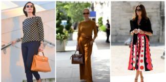 Как оставаться модной после 50 лет: 8 советов стилистов