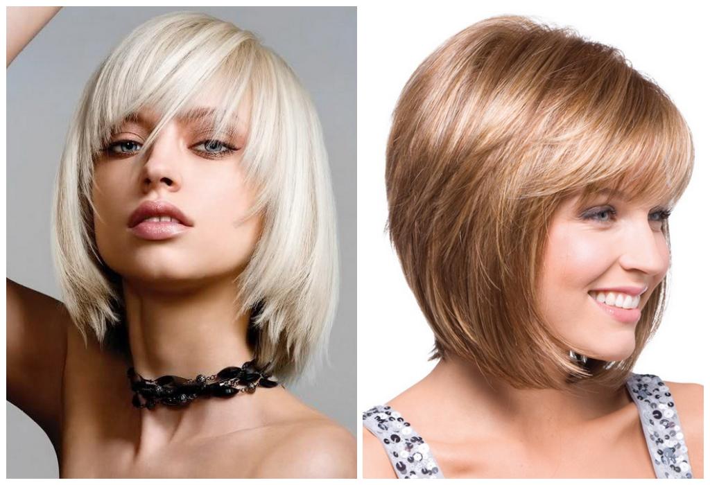 Показать модные стрижки волос