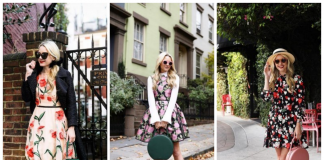 Платья, олицетворяющие расцвет природы: 20 свежих идей для вашего гардероба