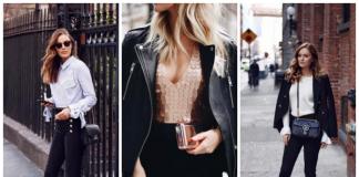 Классика в новом ракурсе: 15 стильных образов на каждый день