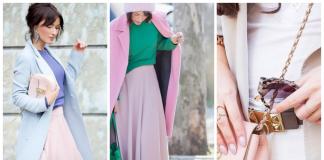 Пастельные оттенки — один из главных трендов сезона. Они могут использоваться в качестве основы гардероба, но многие женщины испытывают трудности при комбинировании пастели с другими цветами.
