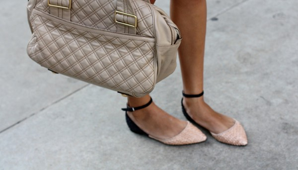 f8e9787fa На пике: нарядные туфли без каблука | Femmie