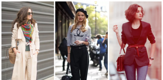 Стиль a la francaise: что в моде у парижанок