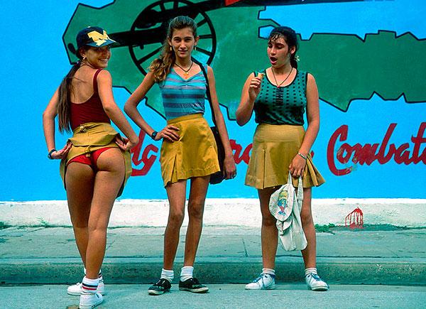 Кубинская девушка с большими бедрами фото 528-52