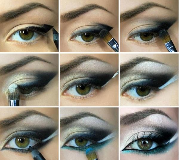 Как правильно наносить тени на глаза - 44 фото-примера Femmie