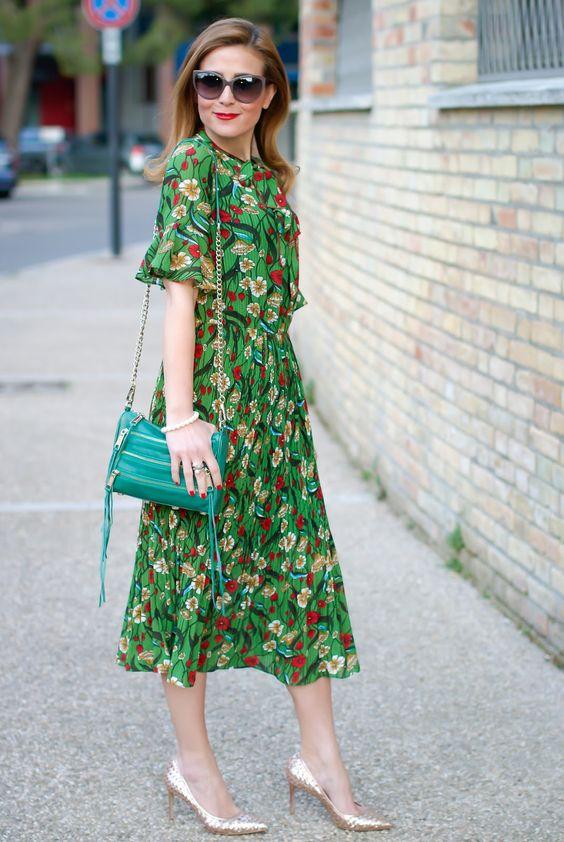 ae44dde2b98 Летние платья для женщин 40−50 лет: 20 ярких образов | Femmie