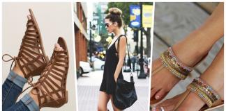 Создать множество новых и стильных образов в этом сезоне позволит самая модная женская обувь – сандалии