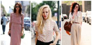 Интересные примеры того, как одеть вещи вместе, чтобы создать образ, который является одновременно эффективным и стильным