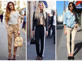 какие модели и фасоны брюк будут в моде в этом сезоне