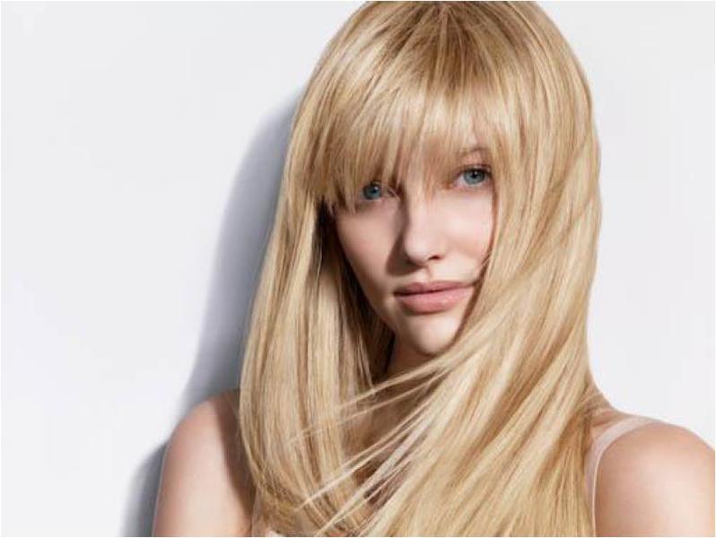 Модное окрашивание волос Осветление