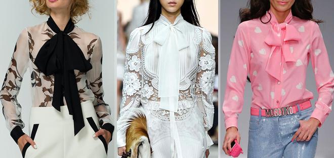 Как Выглядят Блузки