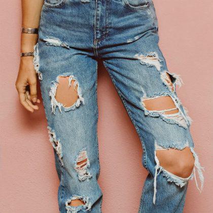 джинсы винтаж