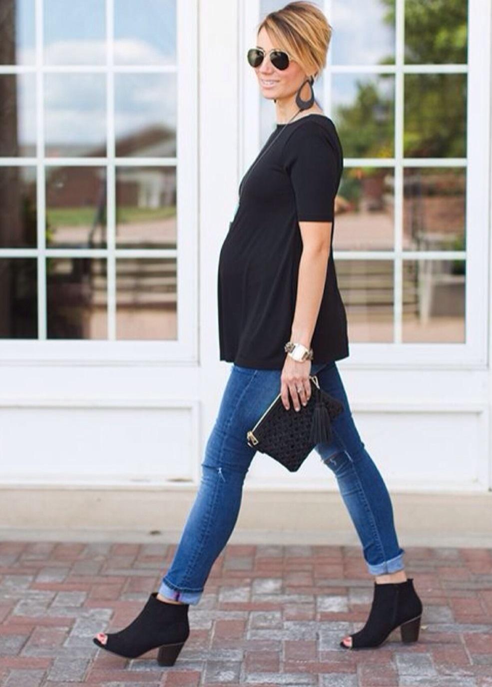 Гид по стилю для беременных