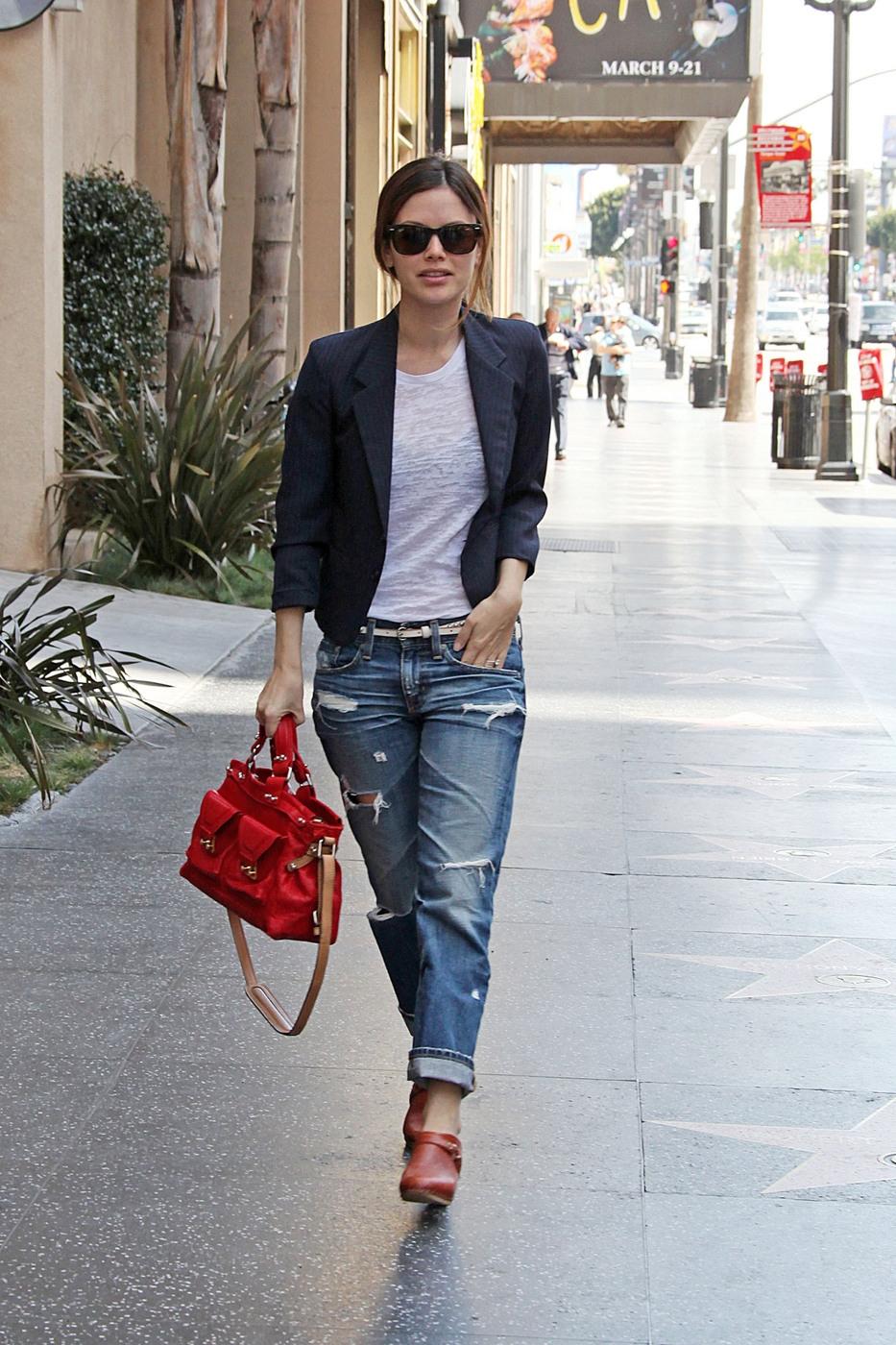 Самые модные фасоны джинсов бойфренды