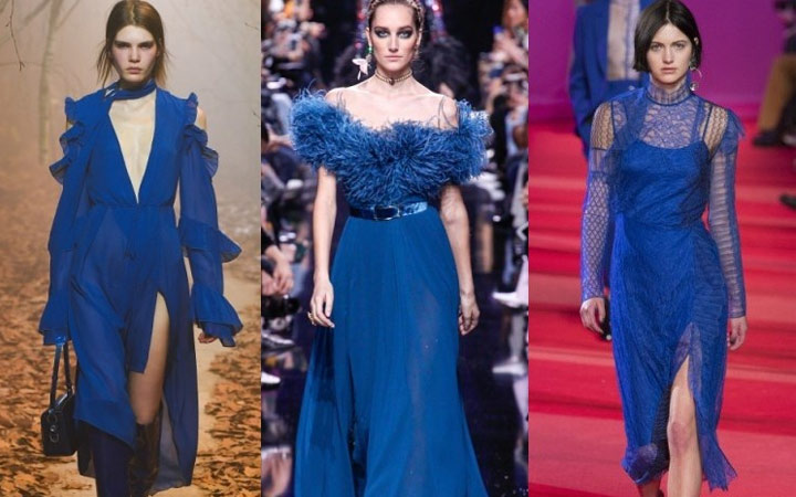 Самые модные цвета зимы и осени 2017 марина