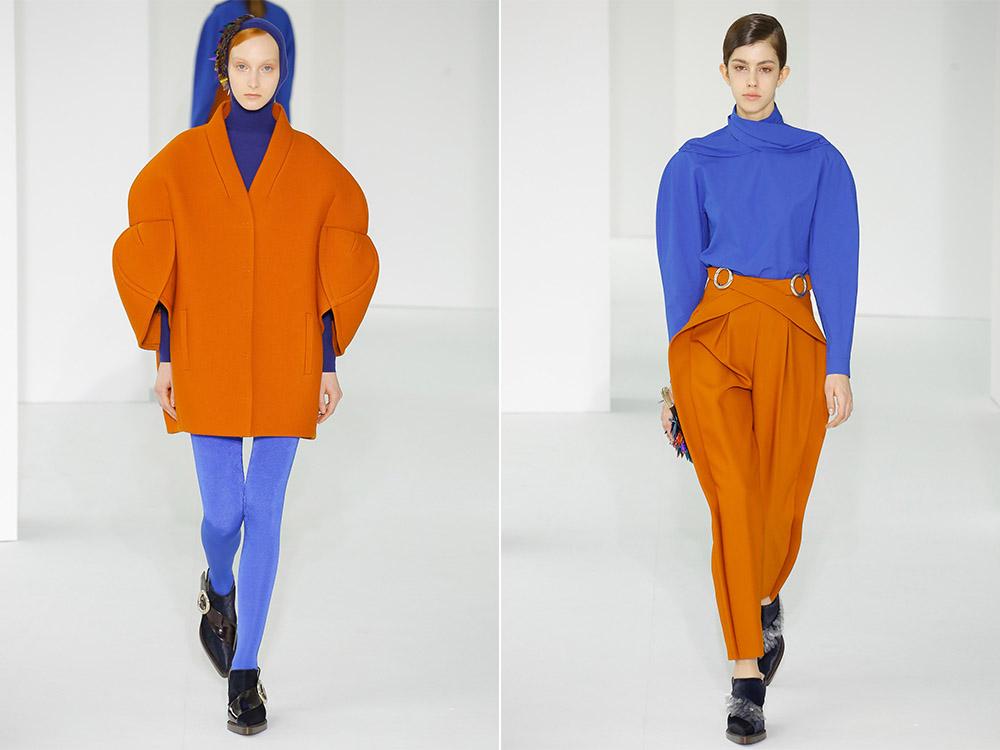 Самые модные цвета зимы и осени 2017 Тенистая Осенний клен