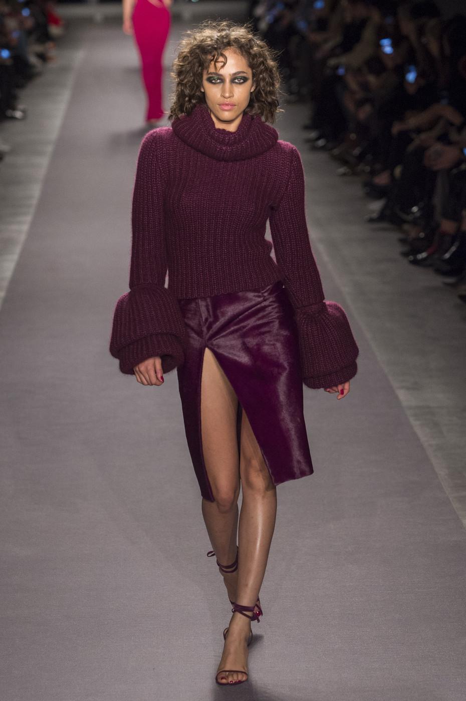 Самые модные цвета зимы и осени 2017 портвейн