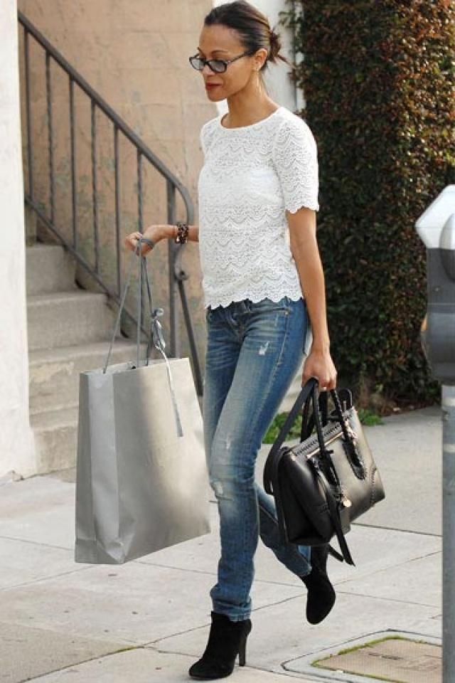Самые модные фасоны джинсов скинни 3