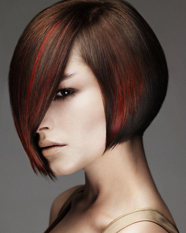 Модное окрашивание волос Тонирование