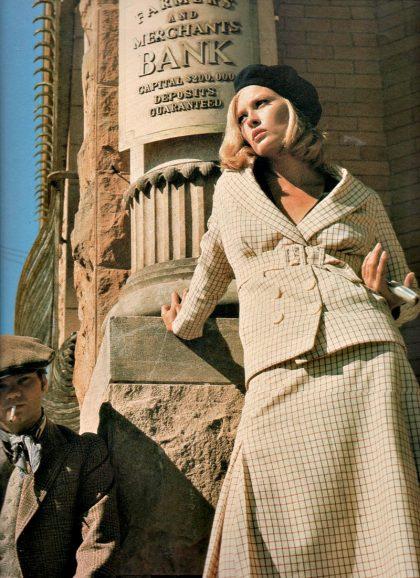 мода в Бони и Клайд