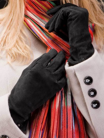 модные перчатки осень 2017