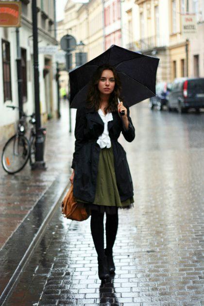 образы для дождливой погоды