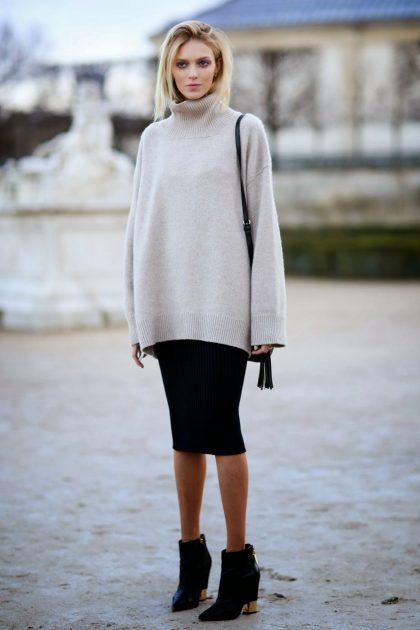 свитеры оверсайз