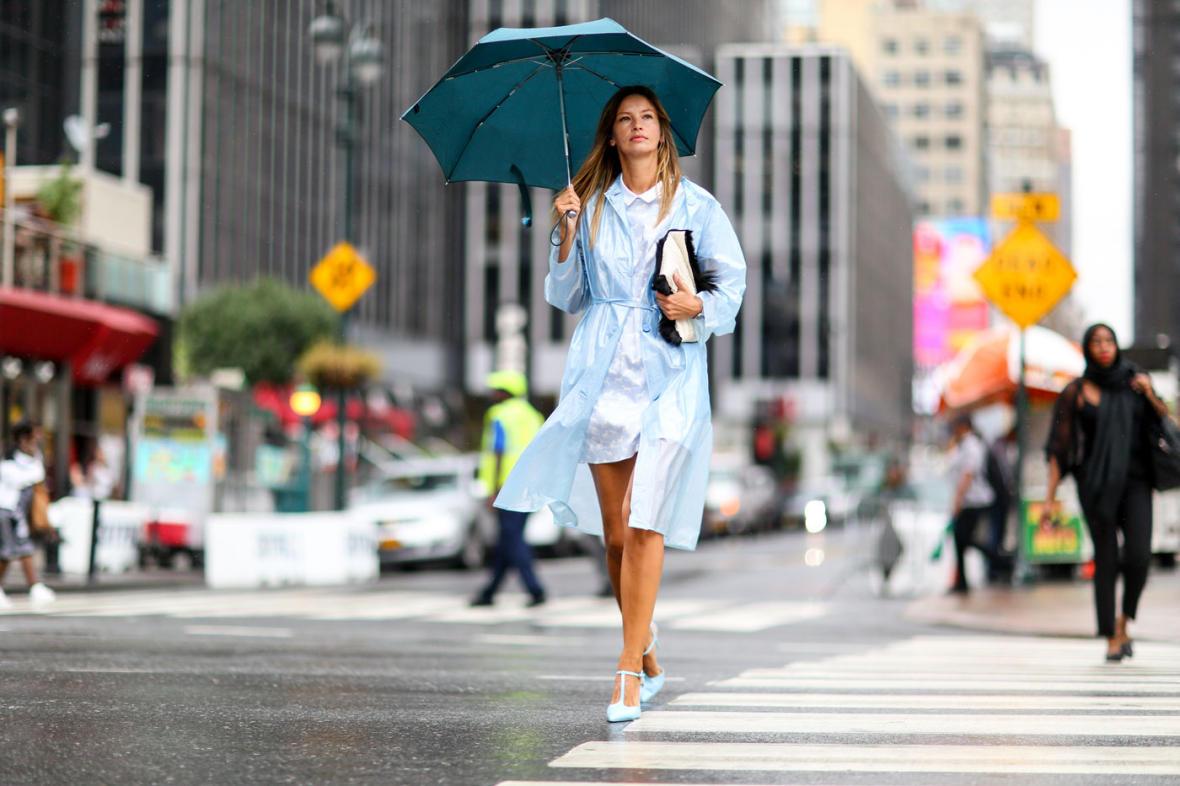 Мода и погода фото