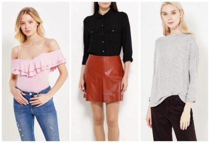 Мода без переплат: трендовые вещи, которые стоят не более 1000 рублей!