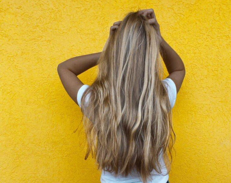 Кому пойдет холодный блонд