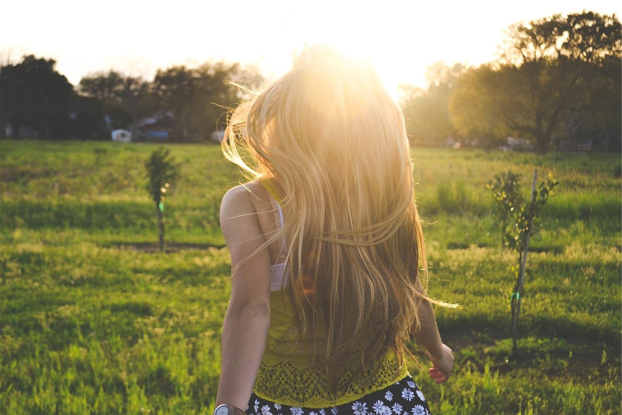 фото красивых блондинок без лица - 14