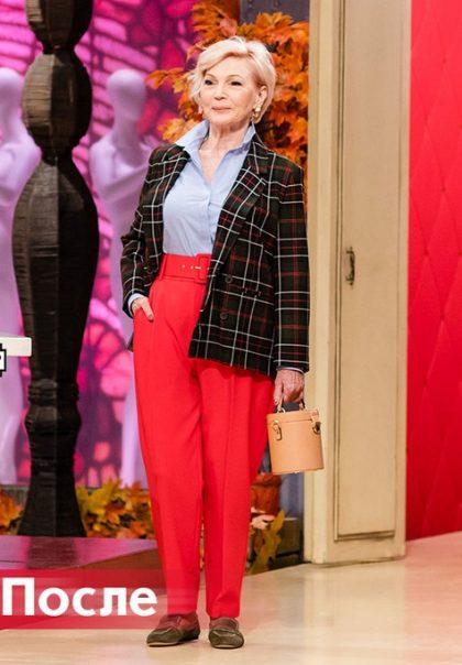 Как должна выглядеть настоящая женщина в 65+. Преображение на «Модном приговоре»