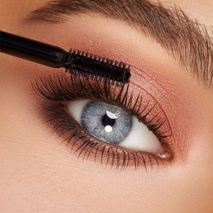 Большие и красивые глаза без теней: 7  хитростей с тушью