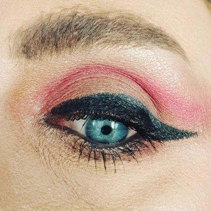 6 неудачных приемов, как не нужно красить глаза