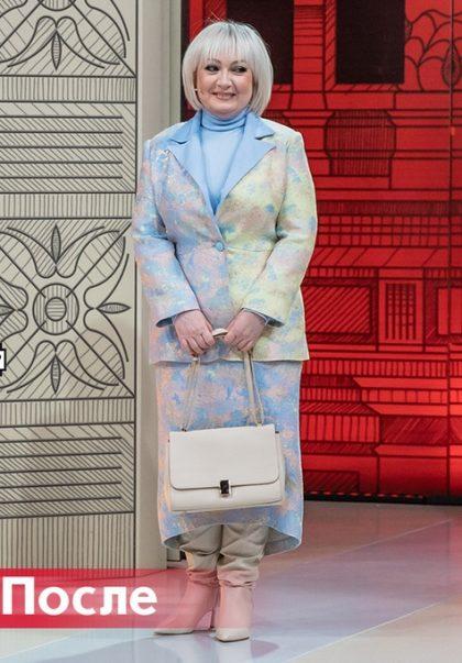 Как на «Модном приговоре» переодели 55-летнюю пенсионерку, которая ушла в отрыв
