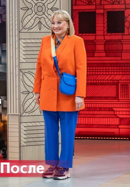 Как на «Модном приговоре» омолодили зрелую бизнес-леди