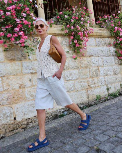 Что носить зрелой женщине вместо каблука