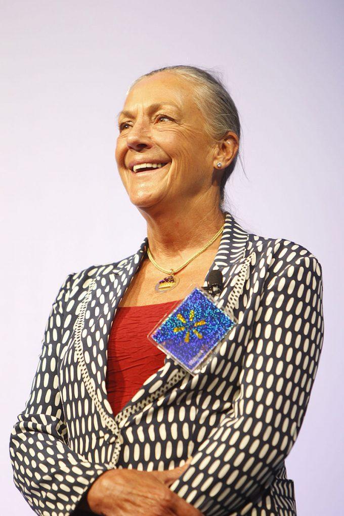 800px Alice Walton at the 2011 Walmart Shareholders Meeting