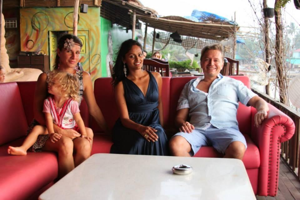 Русский парень, который влюбился в девушку из Индии. Как они живут спустя 12 лет и какими получились дети 7