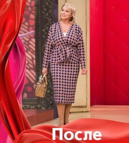 На «Модный приговор» пришла вторая Софи Лорен